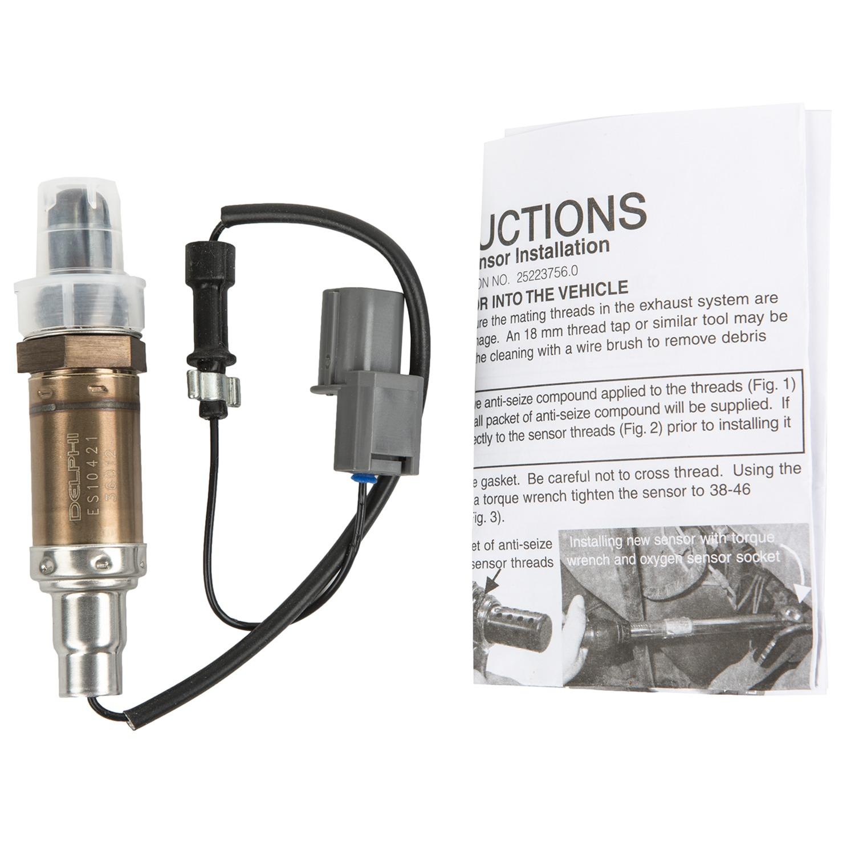 Delphi Es Oxygen Sensor