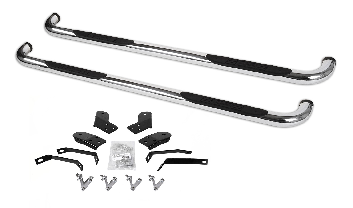 Big Country Truck Accessories 3 Round Classic Bars