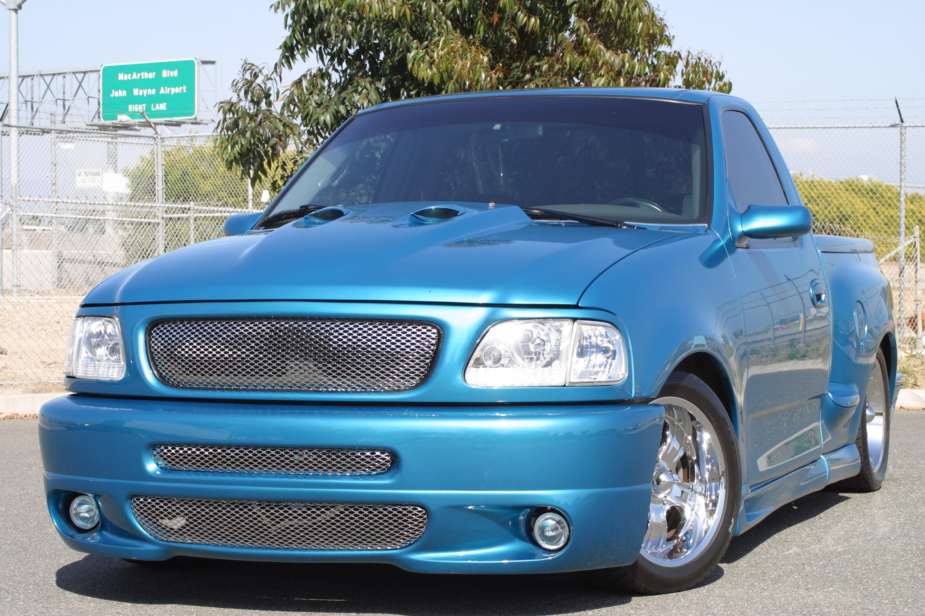 Street Scene 950 Ford Exp 99 02 F150 99 03 Sse Gen 2