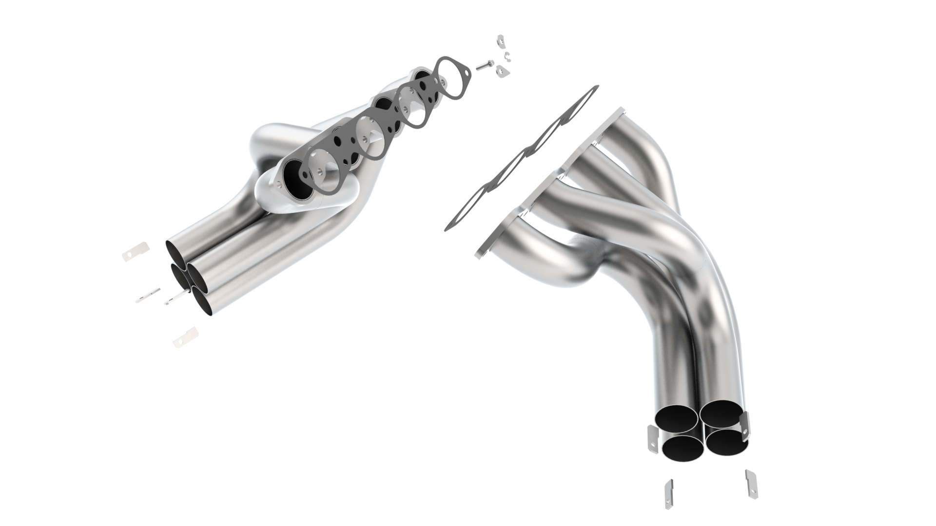 Borla Xr 1 Stainless Racing Dragster Headers