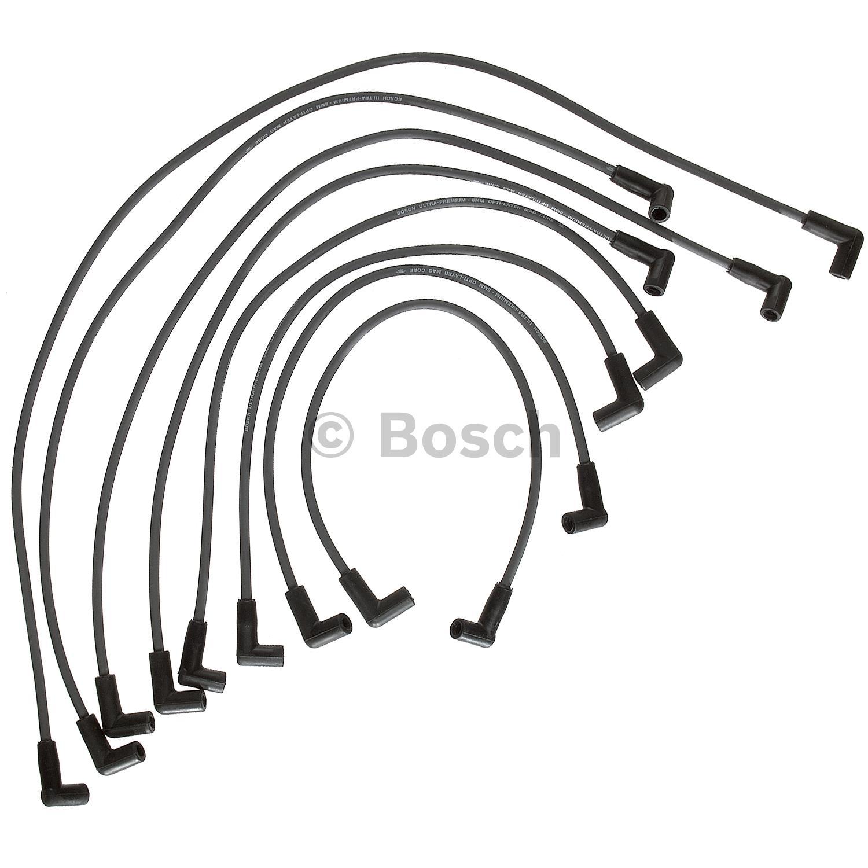 Bosch Premium Spark Plug Wire Set