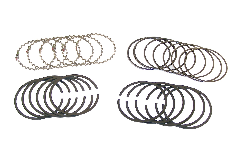 Crown Automotive Piston Ring Set