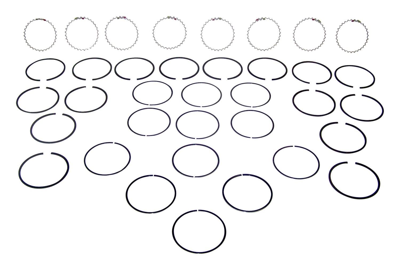 Crown Automotive J Piston Ring Set