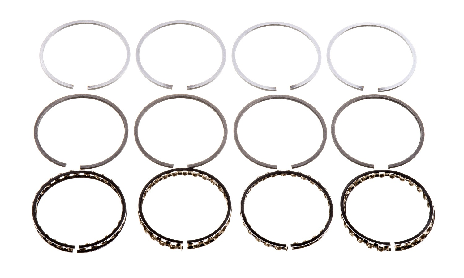 Hastings 2c 4 Cyl Ring Set