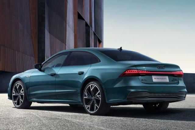 Audi A7L: Sportback wordt sedan!
