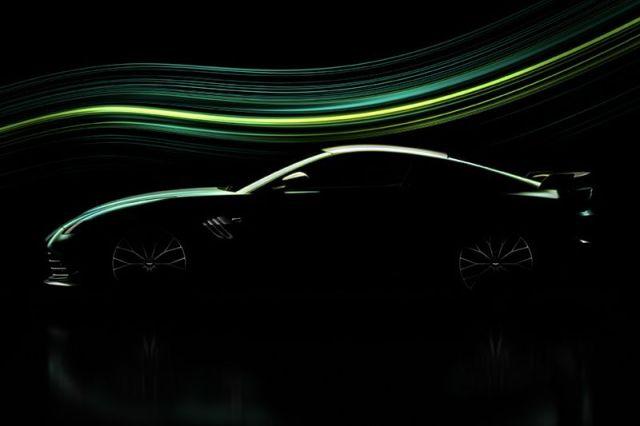 Aston Martin stoomt heftigere Vantage klaar
