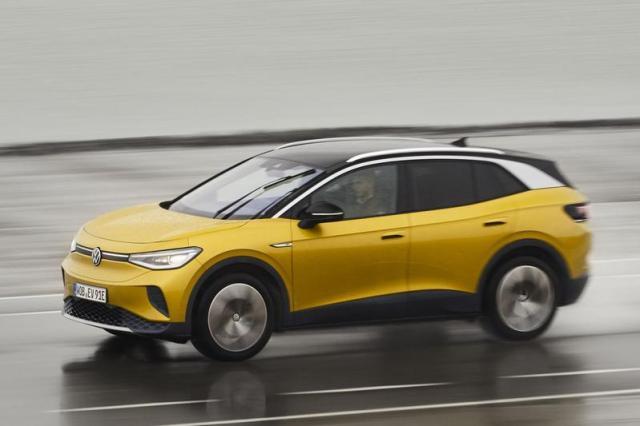 Volkswagen ID4 goedkoper dankzij 52 kWh-versies