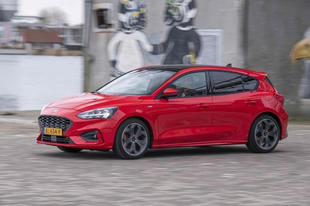Ford legt productie Focus langer stil wegens chiptekort