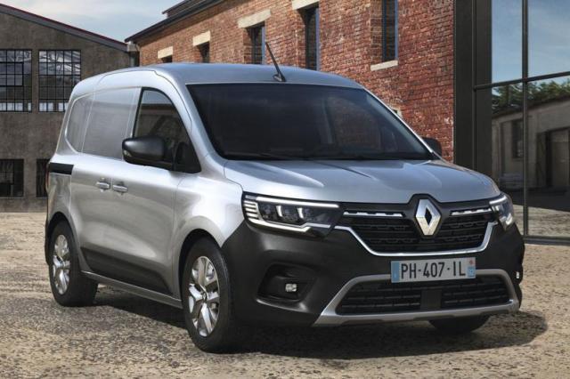 Nieuwe Renault Kangoo, ook als E-Tech Electric