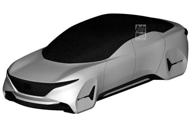 Nieuwe concept-car Honda in beeld [Exclusief]