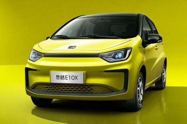Nieuwe compacte EV van Volkswagen en JAC