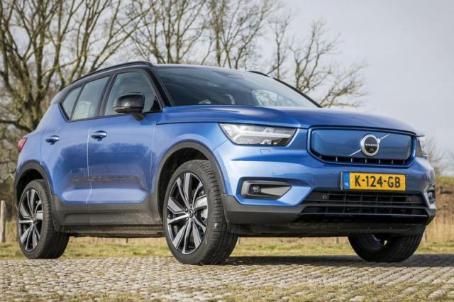 Volvo XC40 P8 krijgt ook over-the-air-updates