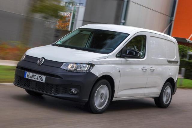 Volkswagen Caddy nu ook met vierwielaandrijving