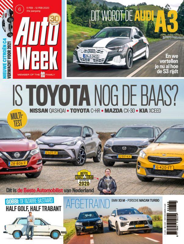 AutoWeek 6 2020