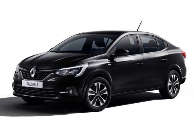 Renault Taliant is verbouwde Dacia Logan