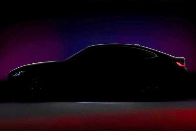 BMW i4 klaar voor onthulling