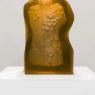 Maria Miesenberger TORSO 2012 h 60 cm, kiln casted glass