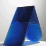 Ann Wolff HOUSE VISBY 2004 36 x 18 x 31,5 cm, kiln casted glass