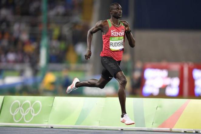 Kenya's David Rudisha Is Still The Champion Of The 8ooM