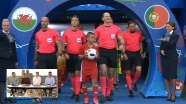 Referee For Wales Vs Portugal Semi-Final Has A Great Life Outside Of Football