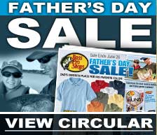 Father's Day Sale in stores now