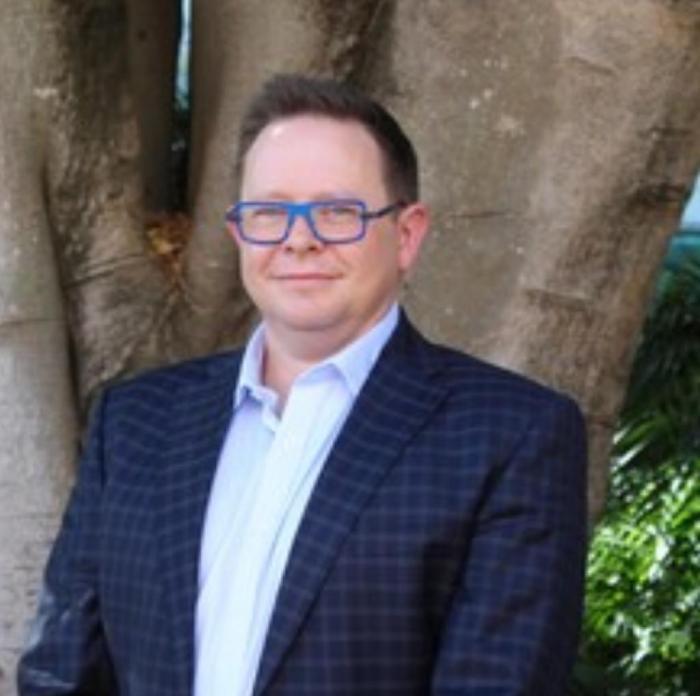 昆士兰大学Paul Gaffey教授。