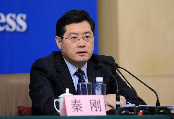外交部副部长秦刚将成为下一任美国大使。