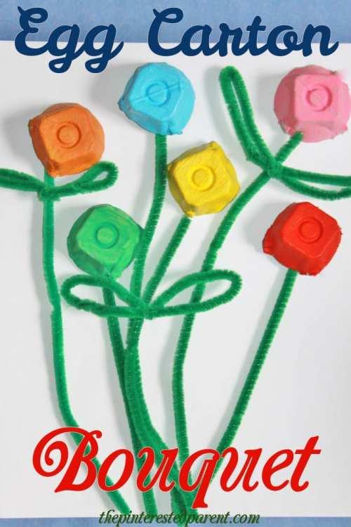äggkartong, återbruk, pyssel, pysseltips, pyssla, skapa, pyssel för barn, barnpyssel