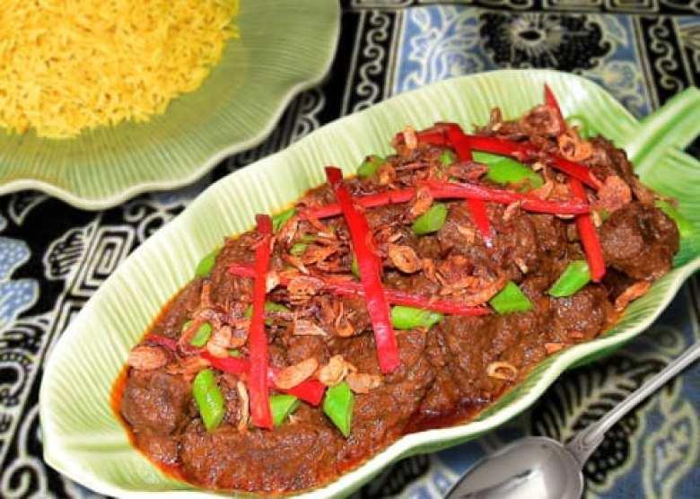 balinesisk mat, mat, matlagning, lamm, lammgryta, lammkött, gryta, grytor, recept