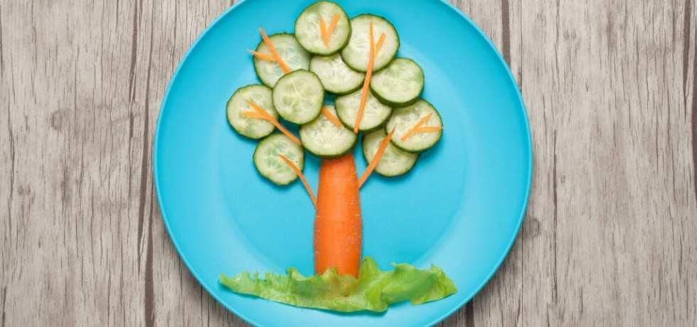 matinspiration, recept, recept för barn, barnrecept, sallader, kreativ mat