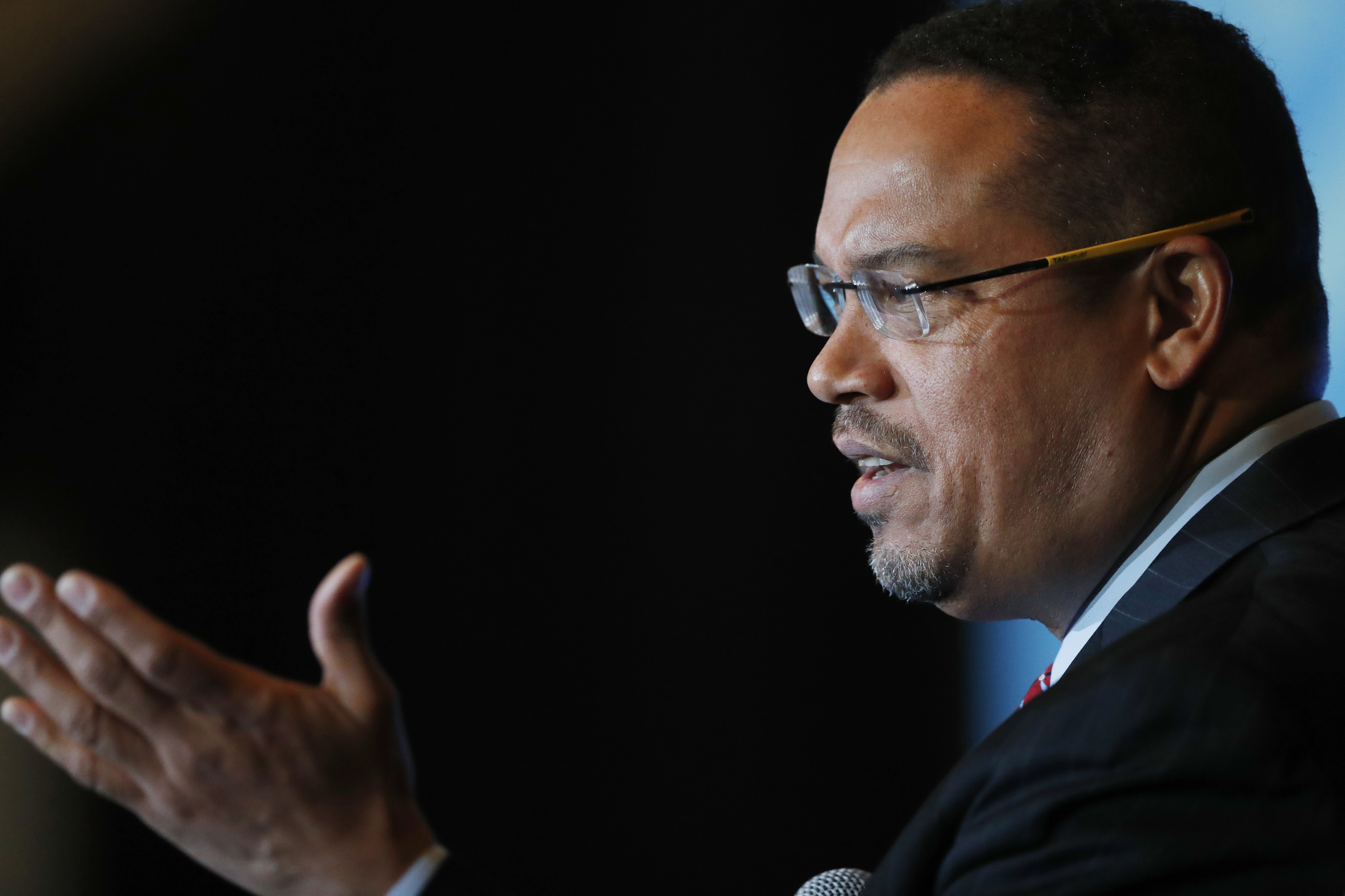 10 Things You Didnt Know About Keith Ellison National