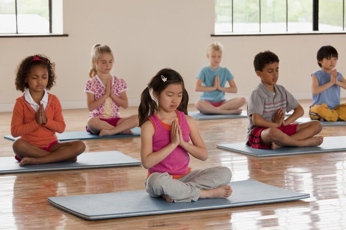 Making Yoga Kid Friendly