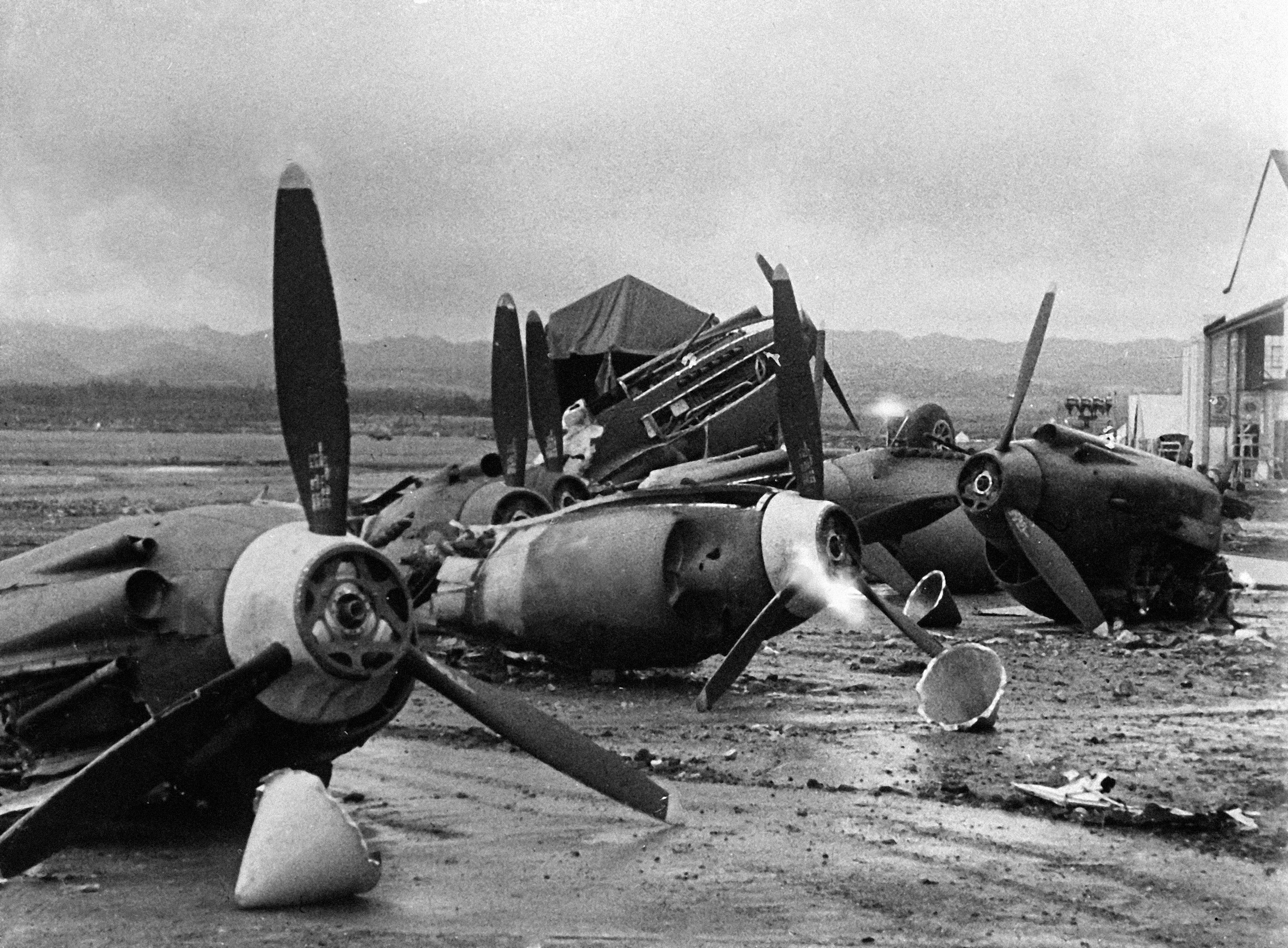Pearl Harbor By The Numbers