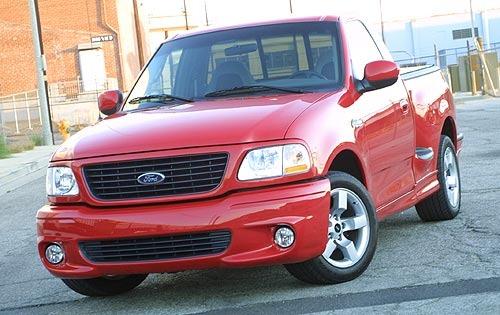 2003 Ford F 150 2wd Regular Cab