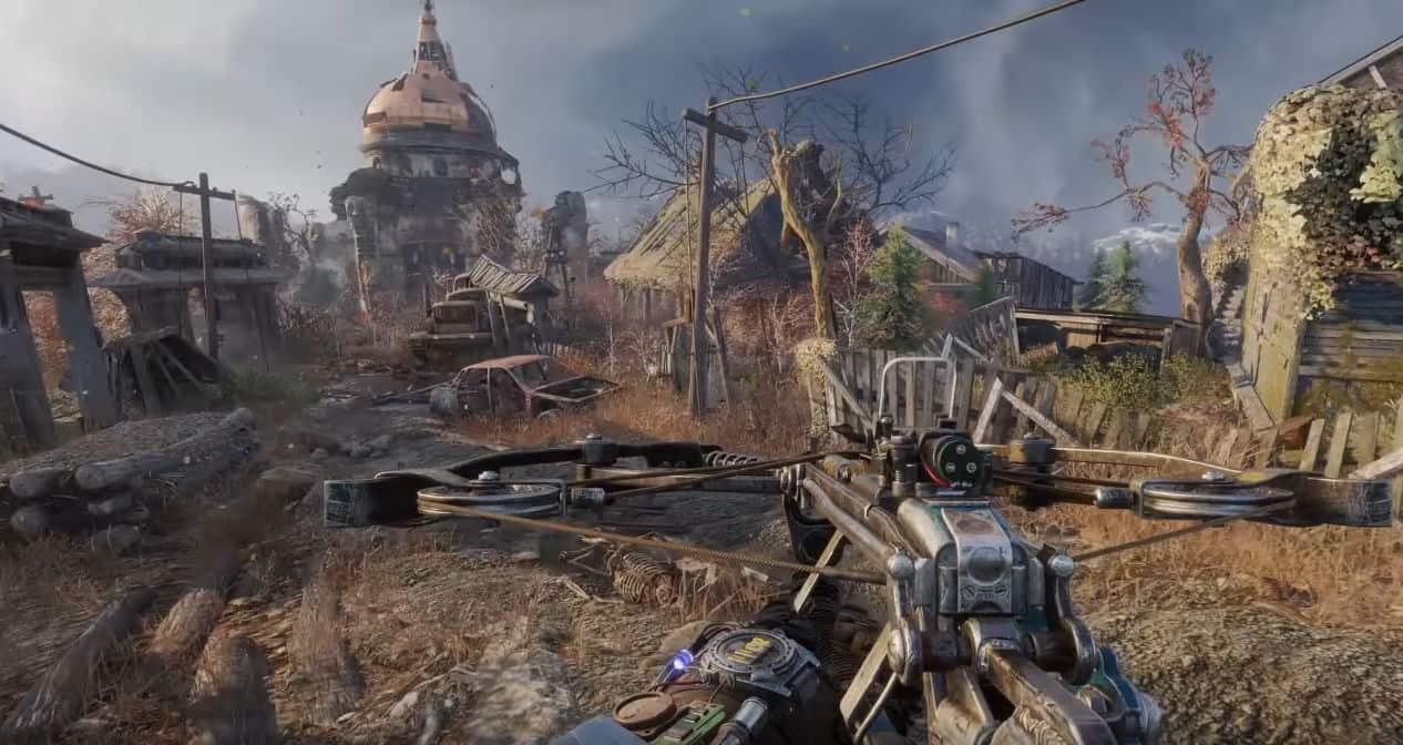 E3 2017 Metro Exodus Sera Bien Une Suite Directe Avec Artyom