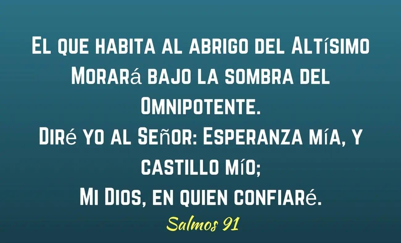 Salmo 91 Oracin Guiada El Que Habita Al Abrigo Del