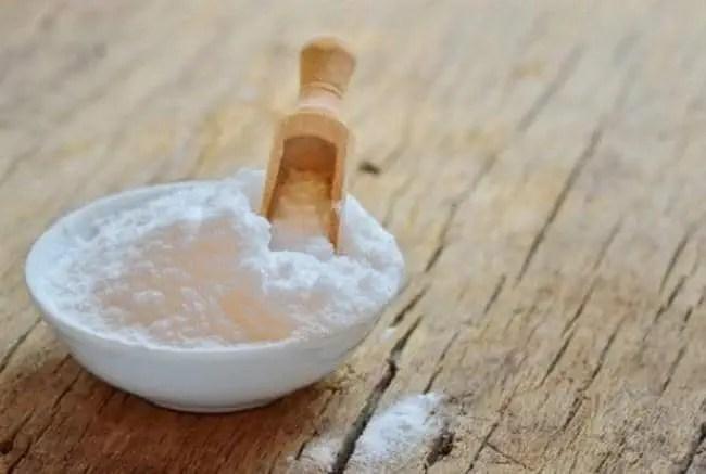 Bicarbonato de sodio (soda)