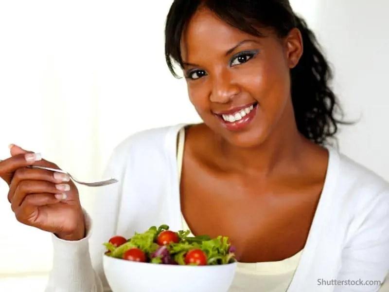 eating-salad