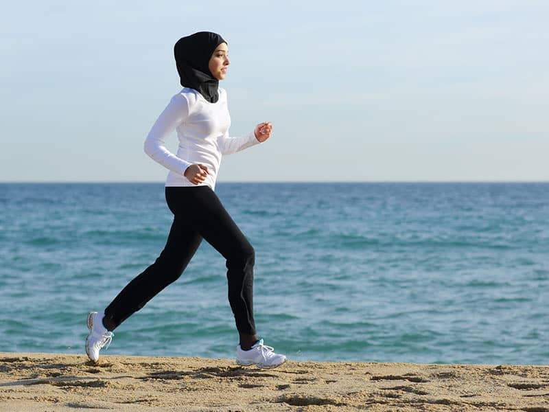 Hijab In Sports Muslim Women Athletes Beliefnet