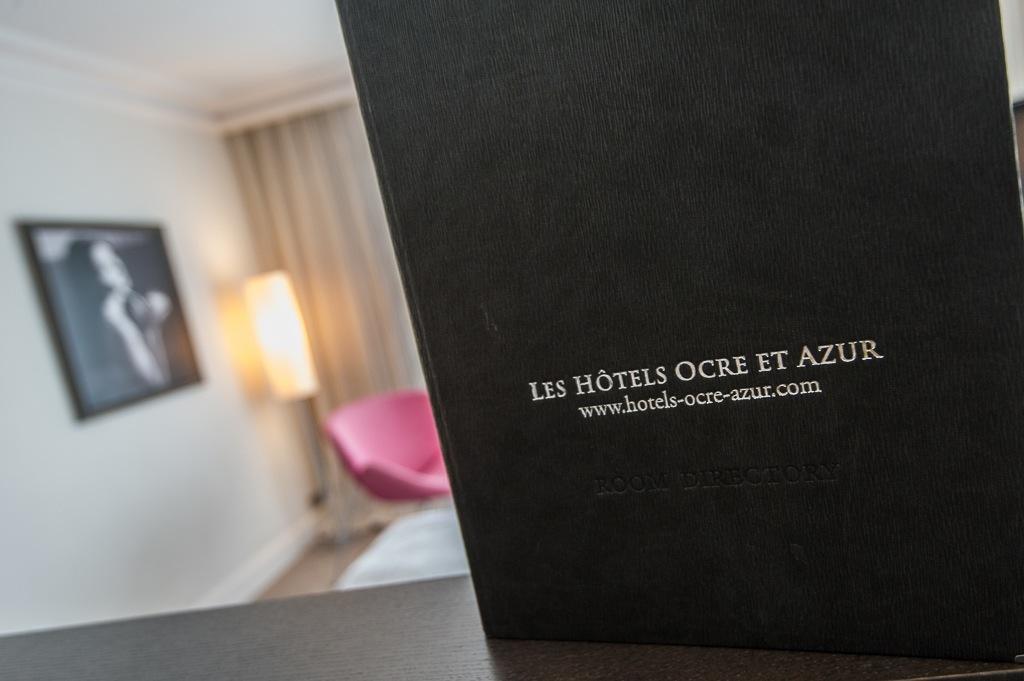 Shooting photos immobilier d'hôtel - chambre à Cannes