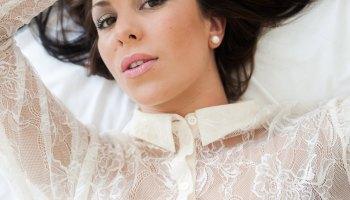 Séance photo boudoir lingerie avec Alexie