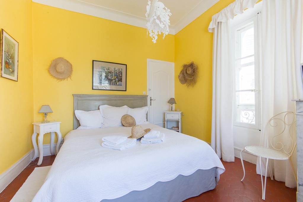 Shooting photos immobilier de villa / maison - chambre