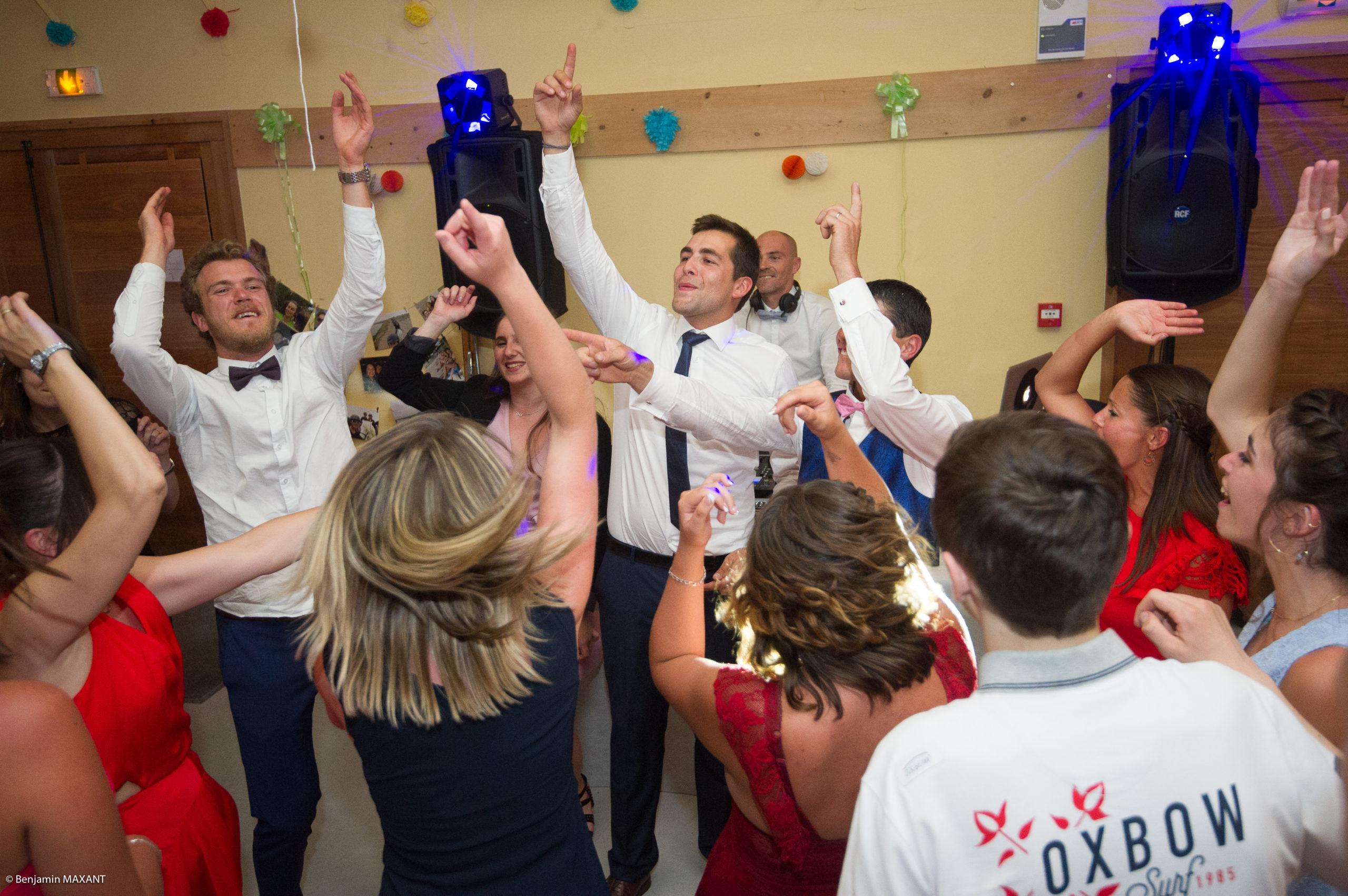 La soirée dansante