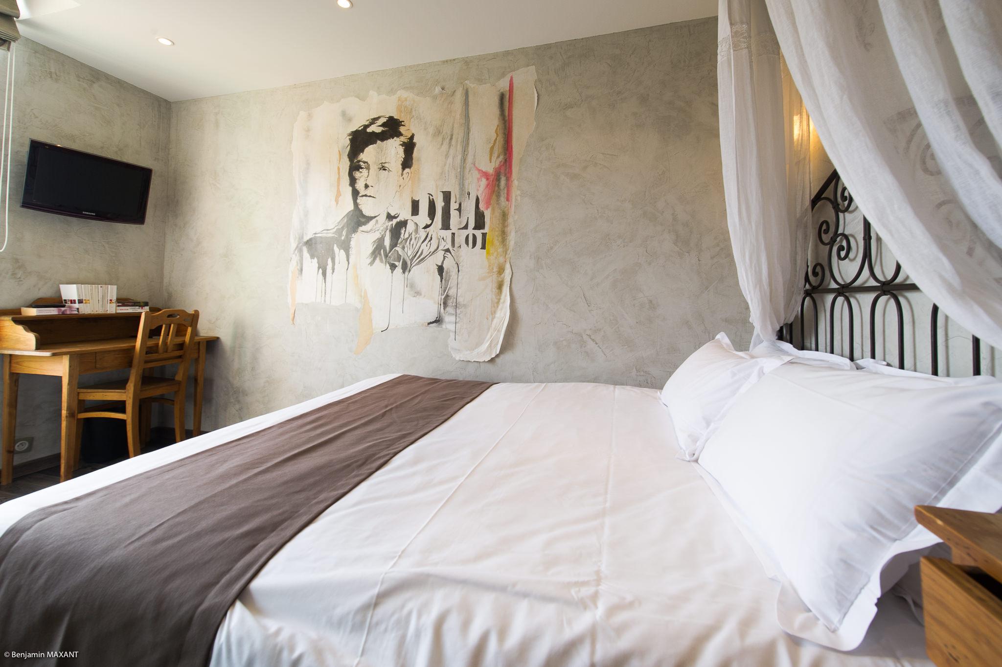 Reportage photo immobilier - Hôtel Idéal -