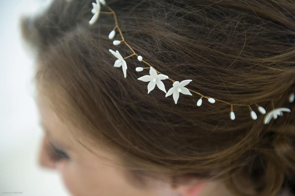 The bride's crown