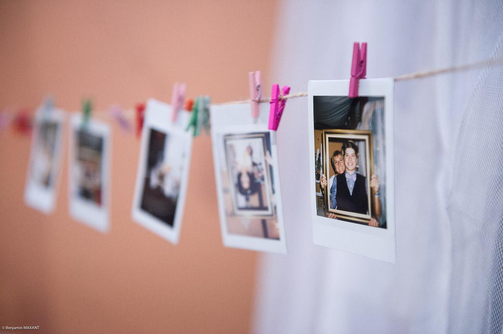 Mariage de Valentine et Nicholas - décoration de la salle
