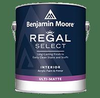 REGAL Select Interior Paint - Ulti-Matte