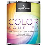 Paint Color Samples 1 Pint Shop Benjamin Moore