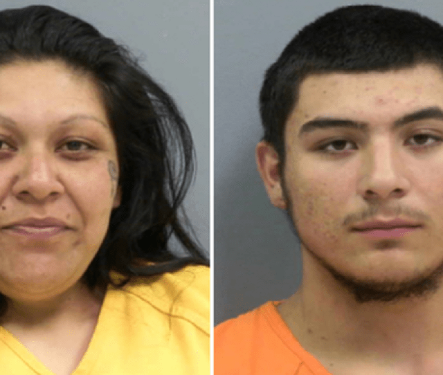 Mother Biological Adult Son Plead No Contest To Incest