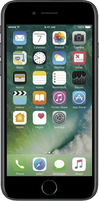 Apple iPhone 7 (32GB Black) at £10.00 on 4G Essential 1GB (24 Month(s) contract) with UNLIMITED mins; UNLIMITED texts; 1000MB of 4G data. £35.00 a month. Extras: EE: Service Pack Benefits.
